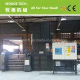 Nuevo tipo máquina plástica automática llena de la prensa del papel usado