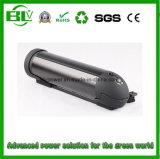 Caisse de bouteille de batterie du pack batterie 36V de lithium de la batterie 36volt 11ah d'E-Vélo, BMS et chargeur en Chine avec l'action