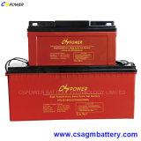 VRLAの太陽エネルギーのための深いサイクルのゲル電池12V 200ah