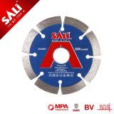 高品質のSali 4inchの冷たい出版物のダイヤモンドのコンクリートは鋸歯を