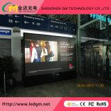 ビデオ広告のための屋内フルカラーの固定インストールP4 LED表示スクリーン