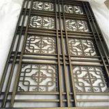 De moderne Decoratieve Verdeler van de Zaal van Doubai van het Scherm van de Verdeling