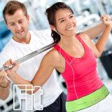 Laufender Riemen-Taillen-Satz-Beutel für iPhone 8 x 7 Plusseitentriebs-Trainings-Riemenfanny-Beutel der Frauen-6s und der Männer