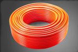 PE/PP Tubo de plástico de HDPE de cable de línea de producción de la máquina