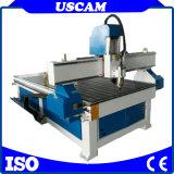 Cnc-Fräser-hölzerne schnitzende Gravierfräsmaschine für Aluminiummöbel