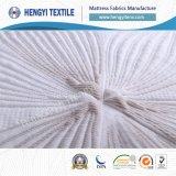 Motif de fleurs tricots de polyester