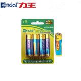 1.5V alkalisches Massenpaket der Batterie-AA Lr6 Am3