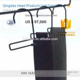 Индикация Polished связи шарфа провода крома металла вися