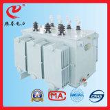 transformador de potência Oil-Immersed da distribuição 10kv para o sistema de distribuição