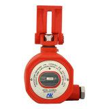 DEL indiquant le détecteur de flammes UV anti-déflagrant d'incendie