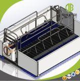 Morden 돼지 농장을%s 직류 전기를 통한 Anti-Corrosion 크레이트 사용