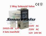 elettrovalvola a solenoide 2V025