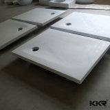Dienblad van de Douche van de Oppervlakte van de Waren van Kkr het Sanitaire Moderne Stevige (171123)