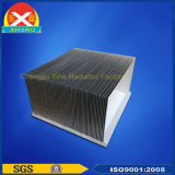 Thermal Arc Welder Radiator Feito de Liga de Alumínio 6063