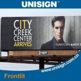 Frontlit Unisign Flex banner de publicidad para interiores y exteriores