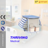 Krankenhaus-Emergency Medizin-Laufkatze für Bezirk (THR-MT8500IA2)