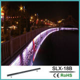 36W RGB LEIDENE Wasmachine van de Muur voor de Verlichting van het Landschap (slx-18b)