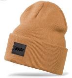Sombrero hecho punto sombrero del cráneo del sombrero de la gorrita tejida