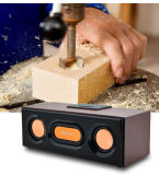 木製の物質的なBluetoothのスピーカーの高品質の音