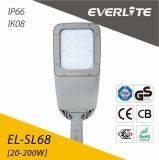 CC solare dell'indicatore luminoso di via di Everlite 80W LED 12V/24V con 120lm/W