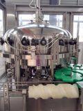 Remplissage de boisson de bidon en aluminium et machine de cachetage