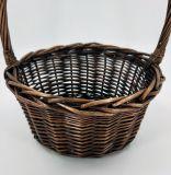 최신 인기 상품 자연적인 Handmade 버드나무 바구니 (BC-WB05)