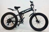 26 인치 접히는 산 E 뚱뚱한 자전거