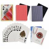 Карточки казина бумажные играя, с изготовленный на заказ размером и отпечатком