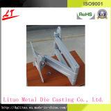 La aleación de aluminio a presión la fundición para el corchete de la TV con las piezas del pintado con pistola