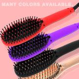 Produtos Home LCD que endireitam o cabelo da escova dos ferros (Q20)
