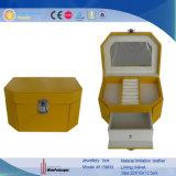 Китай ювелирных изделий из кожи кольцо на дисплее системы хранения данных организовать украшения в салоне (1138)