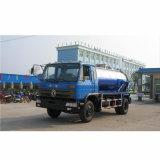 Sinotruk HOWO 6X4 진공 하수 오물 트럭 12000L 하수 오물 흡입 트럭