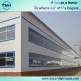 Edificio de estructura de acero para la reparación de automóviles Shop