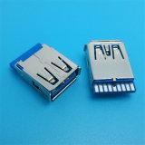 Schakelaar USB 3.0 van het Type van Soldeersel van de Fabriek van China de Vrouwelijke