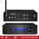 Certificatie 2 van Ce Versterker van de Macht van de Afstandsbediening Dac van Bluetooth van het Kanaal de Hifi Digitale met LEIDENE Vertoning