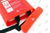 Coperta del fuoco di Hardbox con il rivestimento del silicone
