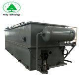 Macchine dissolte strumentazione di flottazione dell'aria di filtrazione e di separazione DAF dell'acqua per il trattamento di acque luride