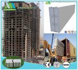 Certificación SGS Thermal-Acoustic aislamiento sandwich de hormigón Placa de pared