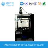 熱い販売3Dの印字機かわいいデスクトップチョコレート3Dプリンター