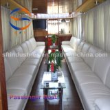 14.28m 40p FRP Taxi Acuático barco de pasajeros de China