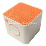 Mini altofalante portátil quadrado de Bluetooth com rádio de FM