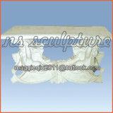 Angellca 고대 돌 테이블 Mt1709