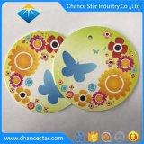 Custom en papier jetables boisson ronde Coasters