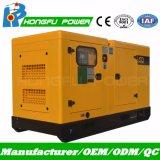 Groupe électrogène diesel Cummins 120KW 132KW 150kVA 165kVA avec auvent silencieux