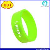 bracelet de silicones de proximité de bracelet de l'IDENTIFICATION RF 125kHz (diamètre 67mm)