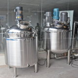ステンレス鋼の薬剤の暖房のJacketedミキサータンク混合タンク