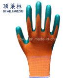 13 Индикатор полиэстер работу с вещевого ящика из нитрила с покрытием в Китае