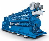 Motor diesel de Mwm
