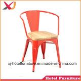 Silla de Marais de hierro de alta calidad para el Café/Bar/Jardín/EXTERIOR/banquete de bodas/Hotel/Restaurante