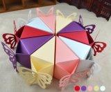 Cadre de papier de empaquetage personnalisé créateur de cadeau de mémoire de gâteau